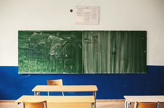 Old Classroom Interior | by dejankrsmanovic
