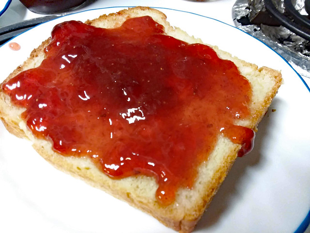 Bread And Jam.