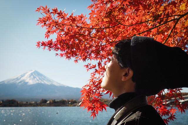 河口湖|Japan