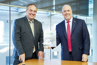 CleanBC plan to reduce climate pollution, build a low-carbon economy   by BC Gov Photos