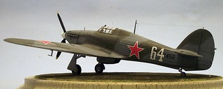 Hurricane IIC-27   by István Vadász