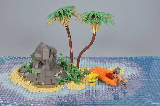 LEGO island holidays 2019 - atana studio