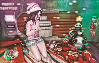 - Look 1074 - Feliz Natal!