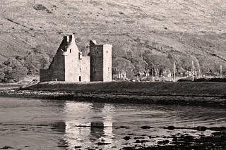 Lochranza Castle Isle of Arran