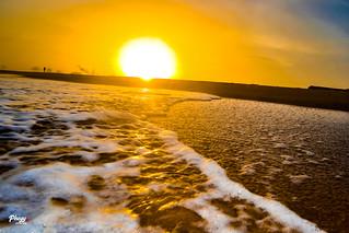 Coucher de soleil  #Sunrise   #Lomé, TOGO