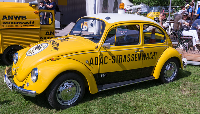 Volkswagen Käfer Adac (1969)
