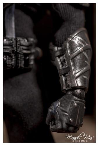 "Mezco ONE:12 - PX: Deathstroke ""Stealth Ver."" | by manumasfotografo"