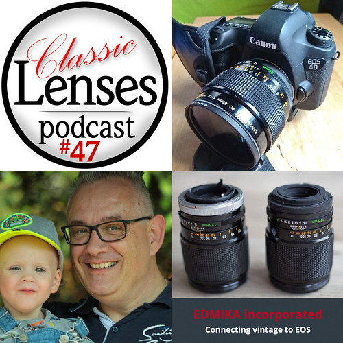Episode 47 FD+EOS DSLR=Win! | by Simon Forster Photographic