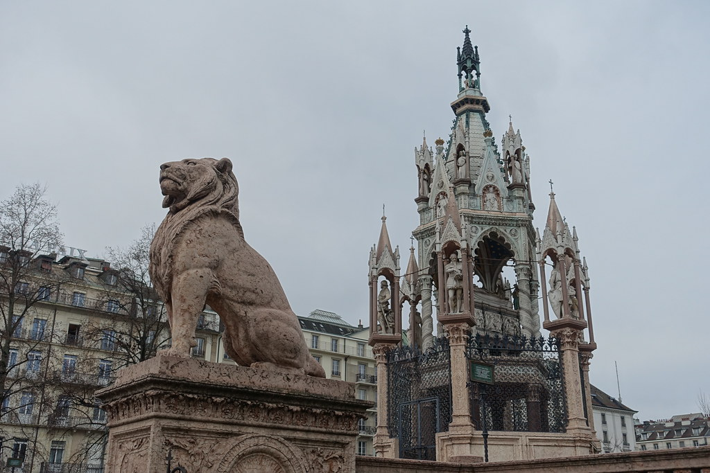 Brunswick Monument @ Geneva