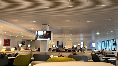 Air France Lounge CDG