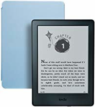 Kindle for Kids Bundle with the latest Kindle E-reader, 2-Year Worry-Free Guarantee, Blue Cover | by ekosunaryo