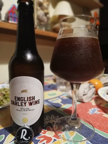 La Montnegre/Rondadora English Barley Wine | by pep_tf