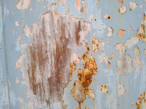 Painted Cracked Wall 04 | by texturepalace