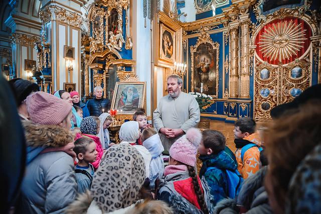 02.12.2018 Паломническая поездка воскресной школы