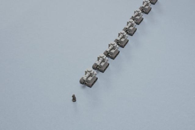 LEGO Tian'anmen - atana studio