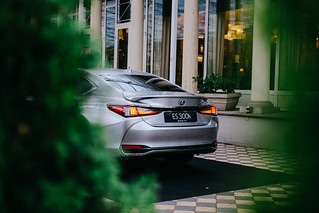 Lexus ES 2018 | by Janitors