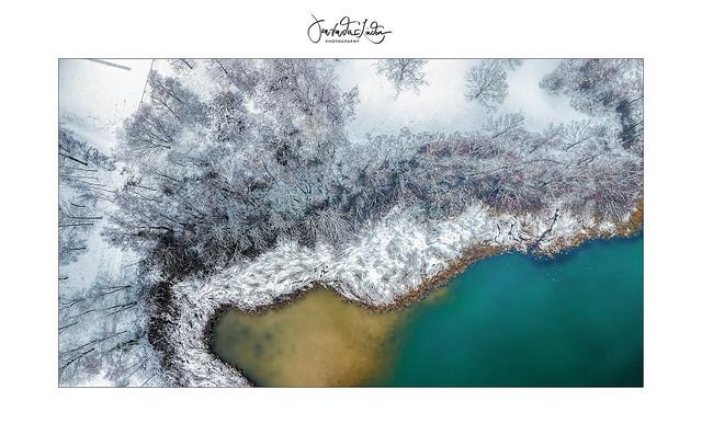 Winterworld by drone