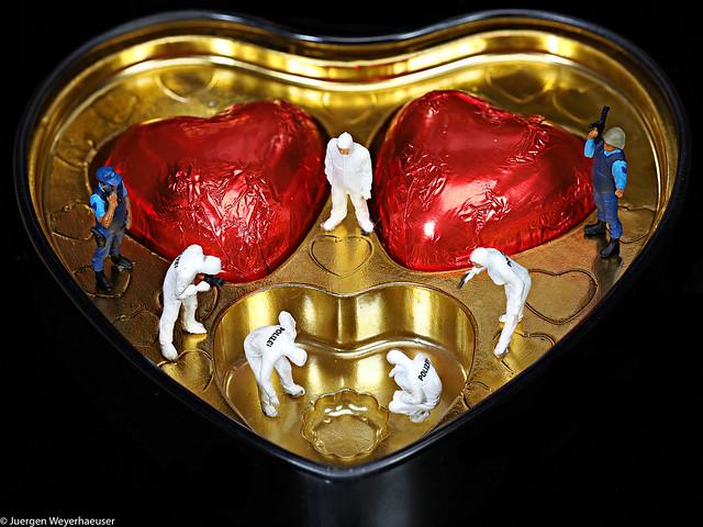 LCoF - Tiny people -  Stolen Heart / gestohlenes Herz