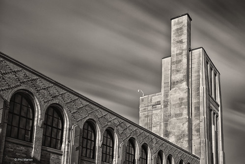 Long exposure of R.C. Harris Filtration plant | by Phil Marion (173 million views - THANKS)