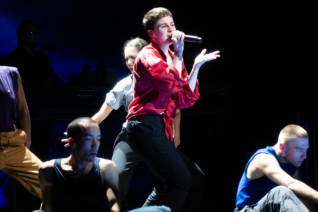 Christine and the Queens - Brooklyn Steel, Brooklyn (2018)