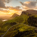 Sunrise at the Quiraing #1, Isle of Skye, Scotland