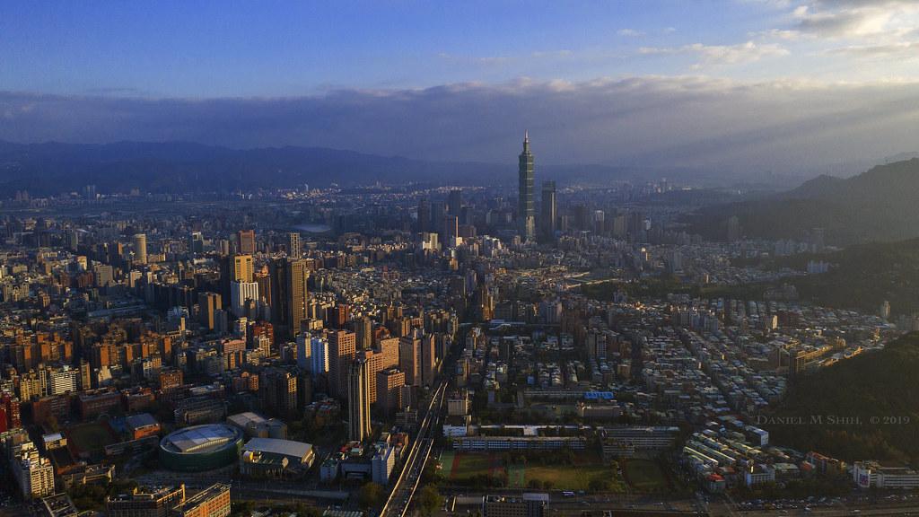 Good morning, Taipei 2019 | 早安台北am 7:36 Taipei, Taiwan  201