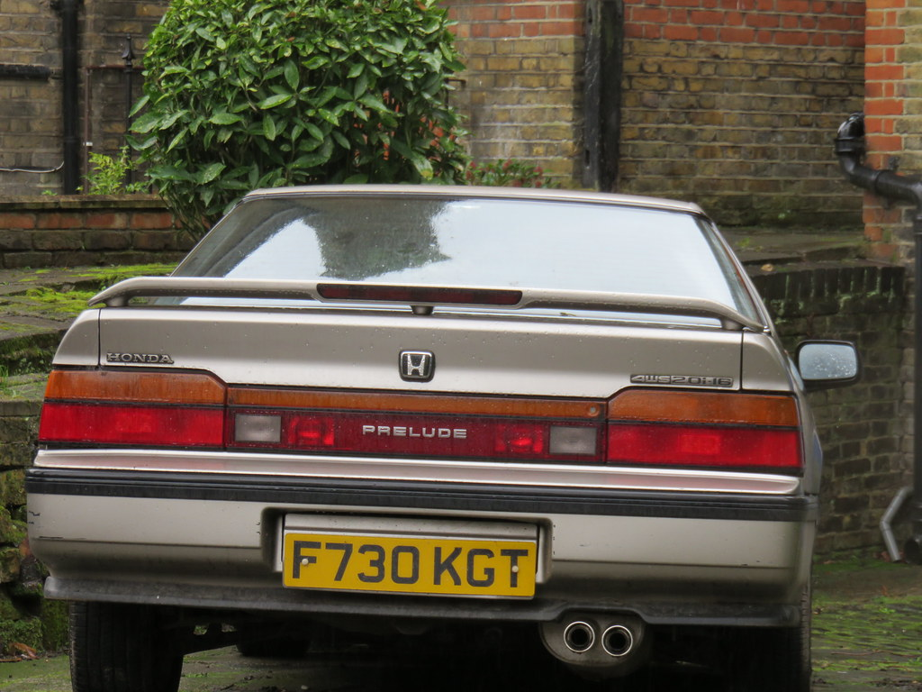 Honda Prelude 2017 >> 1989 Honda Prelude Sorn Without Mot Since 2017 First Re