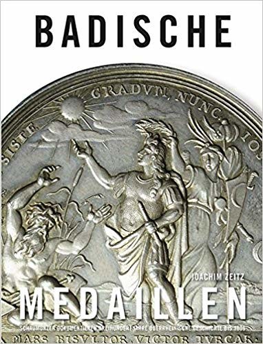 Badische Medallien (Baden medals) cover | by Numismatic Bibliomania Society