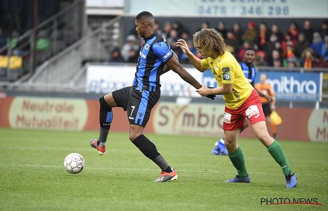 KV Oostende - Club Brugge 27-01-2019