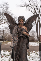Cemetery Angel  3
