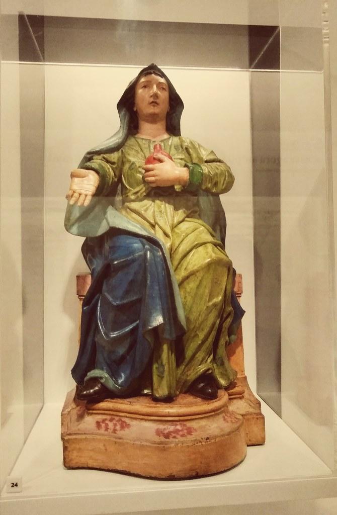 Nossa Senhora das Dores por Aleijadinho.