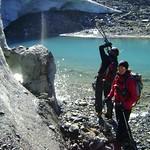 Vinciguerra Glacier Trekking Compania de guias Ushuaia _3