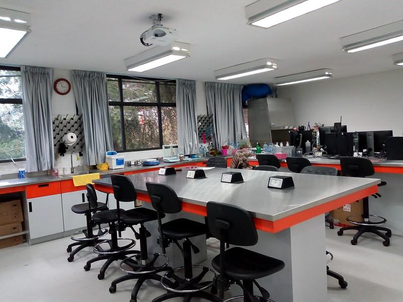 Laboratorio de Ambiental