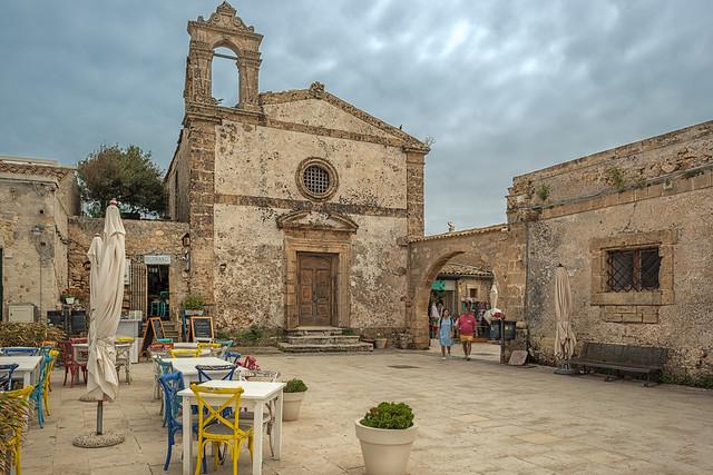 San Francesco di Paola, Marzamemi