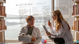 Film Review I Origins | by mazzeupMagz