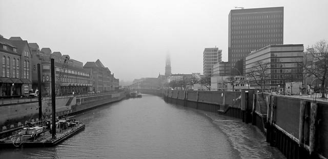 Zollkanal, Hamburg