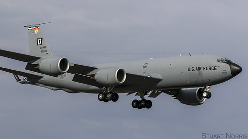 KC-135R  Stratotanker 61-0288 - 351st Air Refueling Squadron RAF Mildenhall | by stu norris