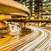Ueno traffic (iv) by Mirha Annika
