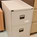 2 door filing cabinet E90