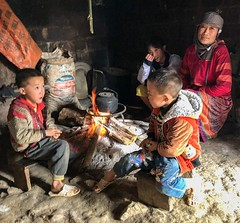 Hmong Family Cooking