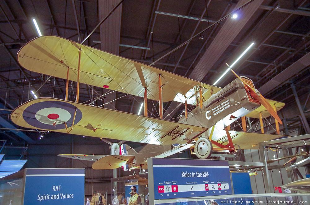 Royal Air Force Museum London-54