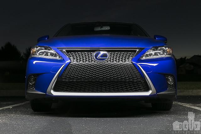 2015 Lexus CT200H F-SPORT