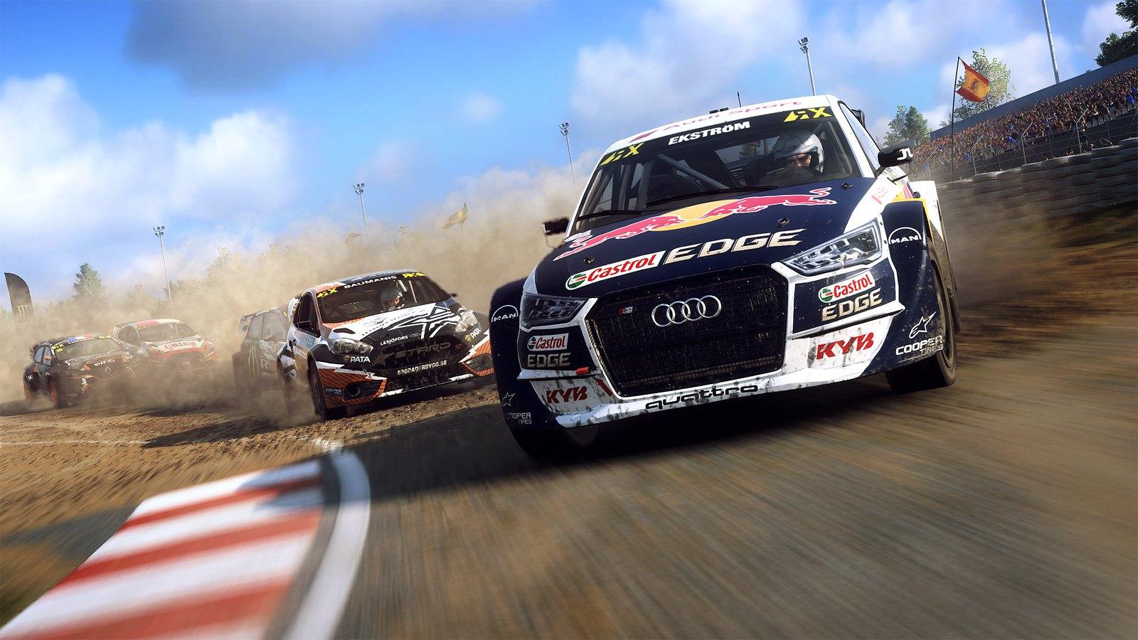 Dirt Rally 2 New screen 10