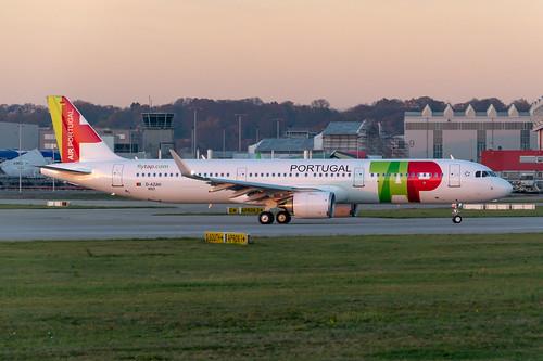 A321-251N TAP D-AZAH - CS-TJK MSN8553 | by hendriksehoof55