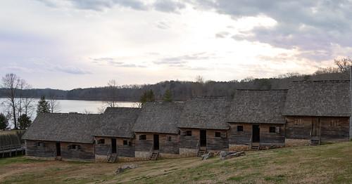 british cherokee ftloudoun historicsite history tn tennessee