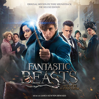 Fantastic Beasts and Where to Find Them (Deluxe OST) by James Newton Howard | by hahah123 covers
