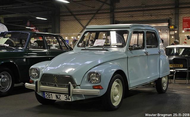 Citroën Dyane D6 1968