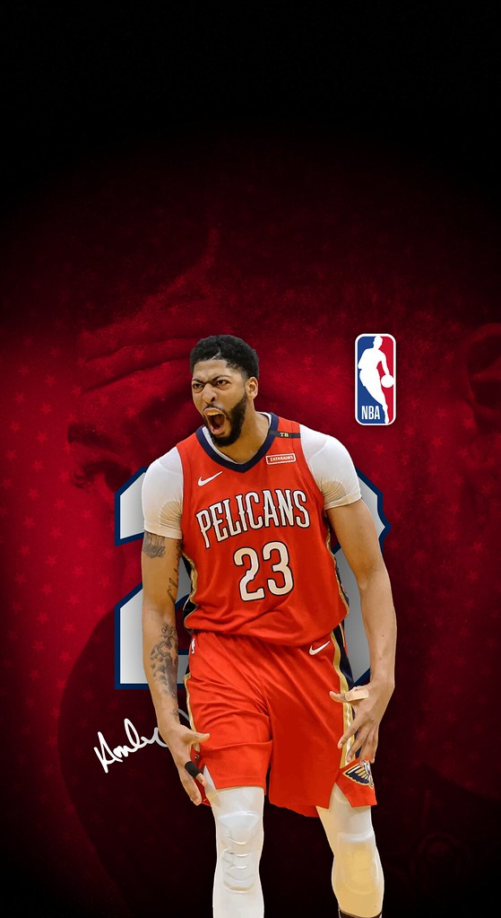23 Anthony Davis New Orleans Pelicans Iphone X Xs Xr Wa Flickr