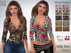 Maci ~ Kelly Shirt Prints