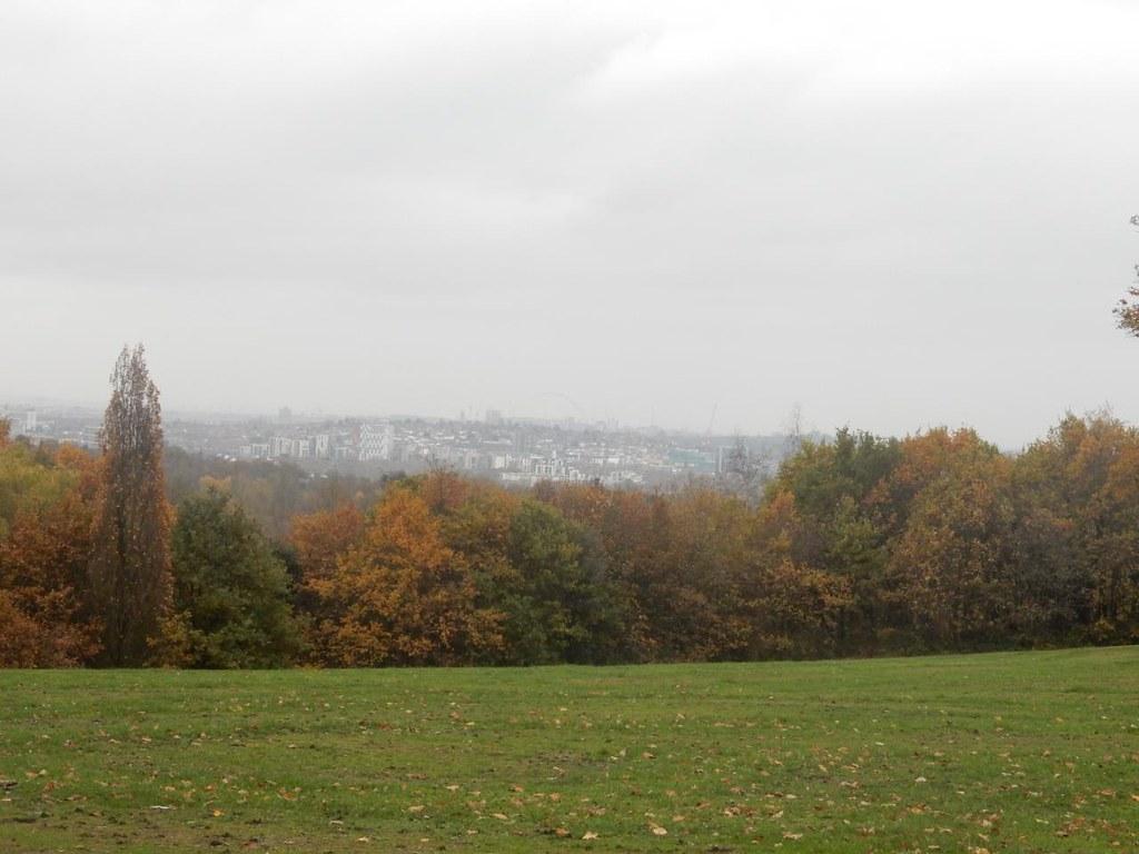 Londinium... ...from Millium Hillium Totteridge Circular